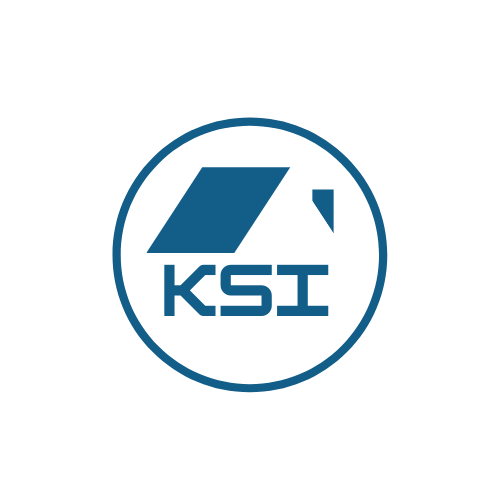 KSI Commercial Roofing Dallas Logo